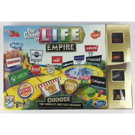 The Game of Life: Empire Edition (Young Life Halloween Games)