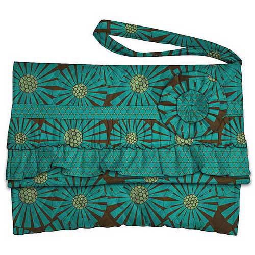 Creative Cuts iPad Tote/Clutch Bag Kit, Full Bloom