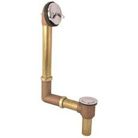 Cable Bath Drain (Gerber Bath Drain In Shoe )