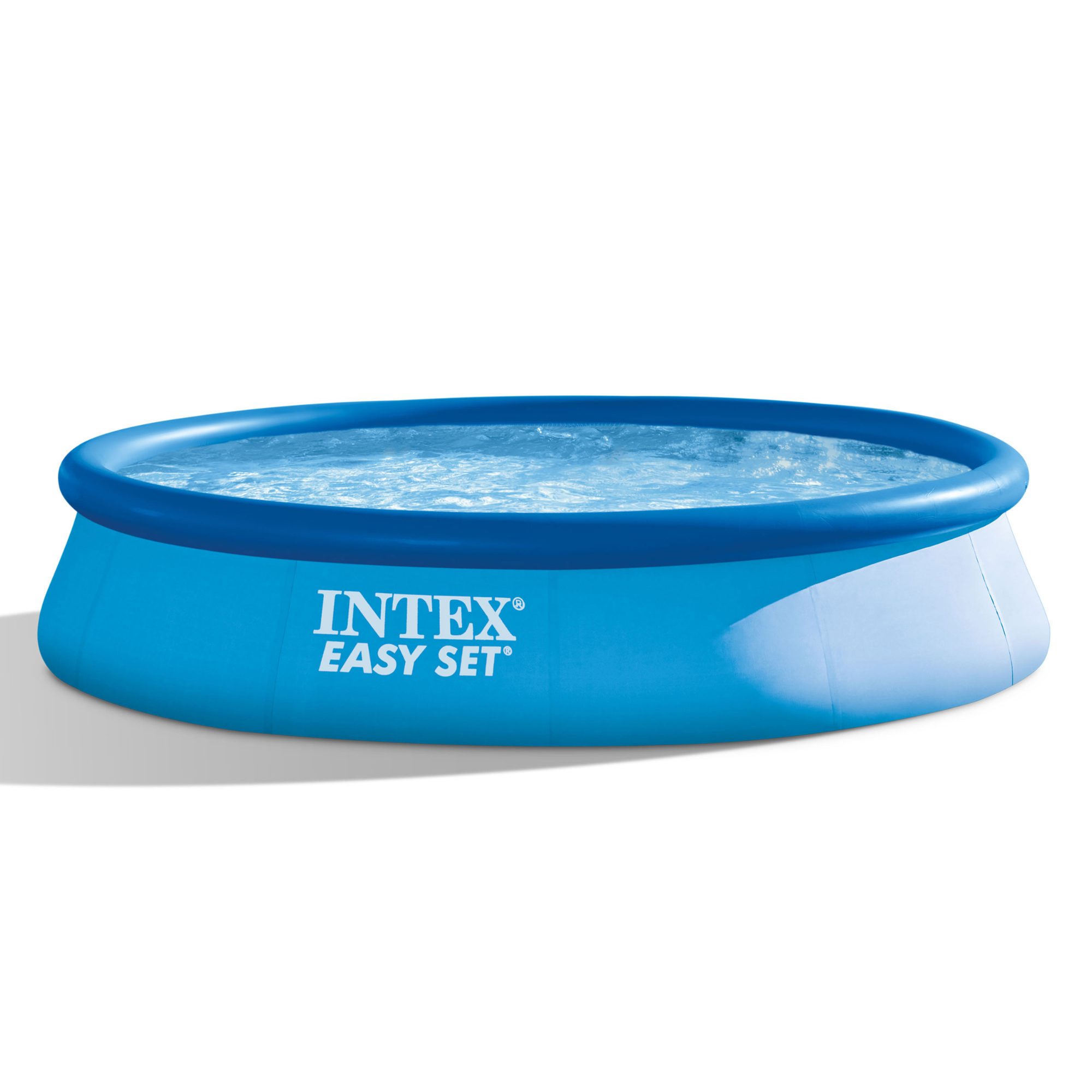 "Intex 13' x 33"" Easy Set Above Ground Pool with Filter Pump"