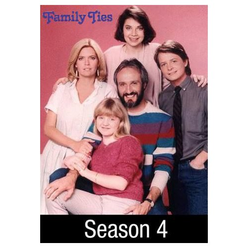 Family Ties: Season 4 (1985)