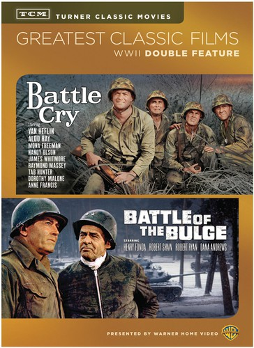 Battle Of The Bulge Battle Cry by TURNER HOME VIDEO