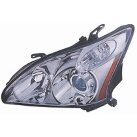 Lexus Rx330 Driver - Go-Parts » 2004 - 2006 Lexus RX330 Headlight Headlamp Assembly Front (Halogen Lamps) - Left (Driver) 81170-48200 LX2502123 Replacement For Lexus RX330