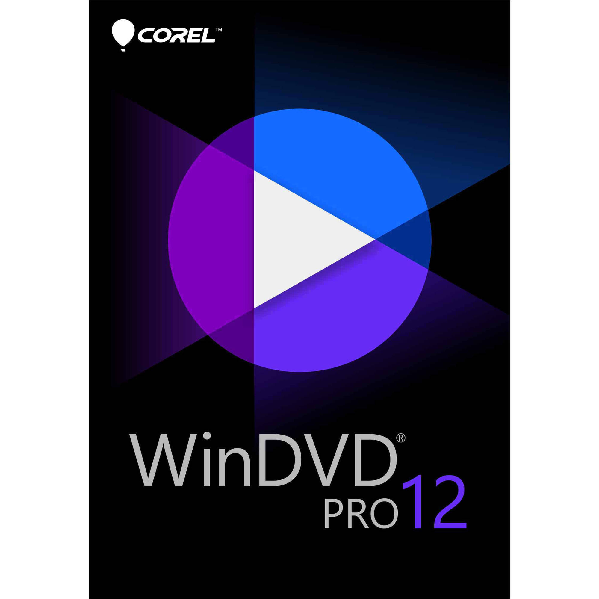 WinDVD Pro 12 Leading Blu-ray and DVD Software