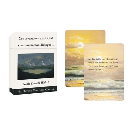 Conversations with God Divine Wisdom Cards : An Uncommon -