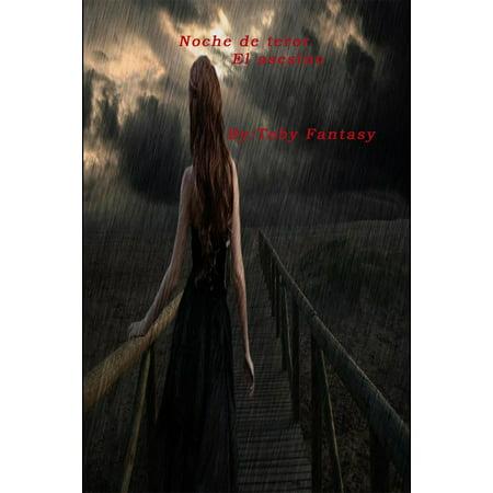 Noche De Terror: El Asesino - eBook - Noche De Terror Halloween Pelicula