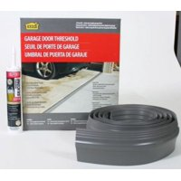 M-D Products 50100 10' Vinyl Garage Door Threshold