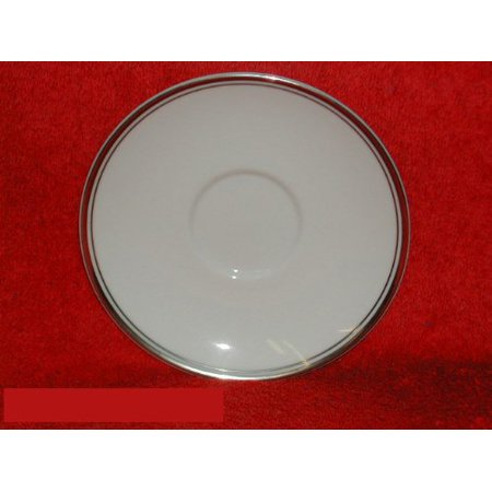 Oxford Platinum #TC1227 Saucers Only, Dimensions: 5 3/4 Dia By Royal Doulton