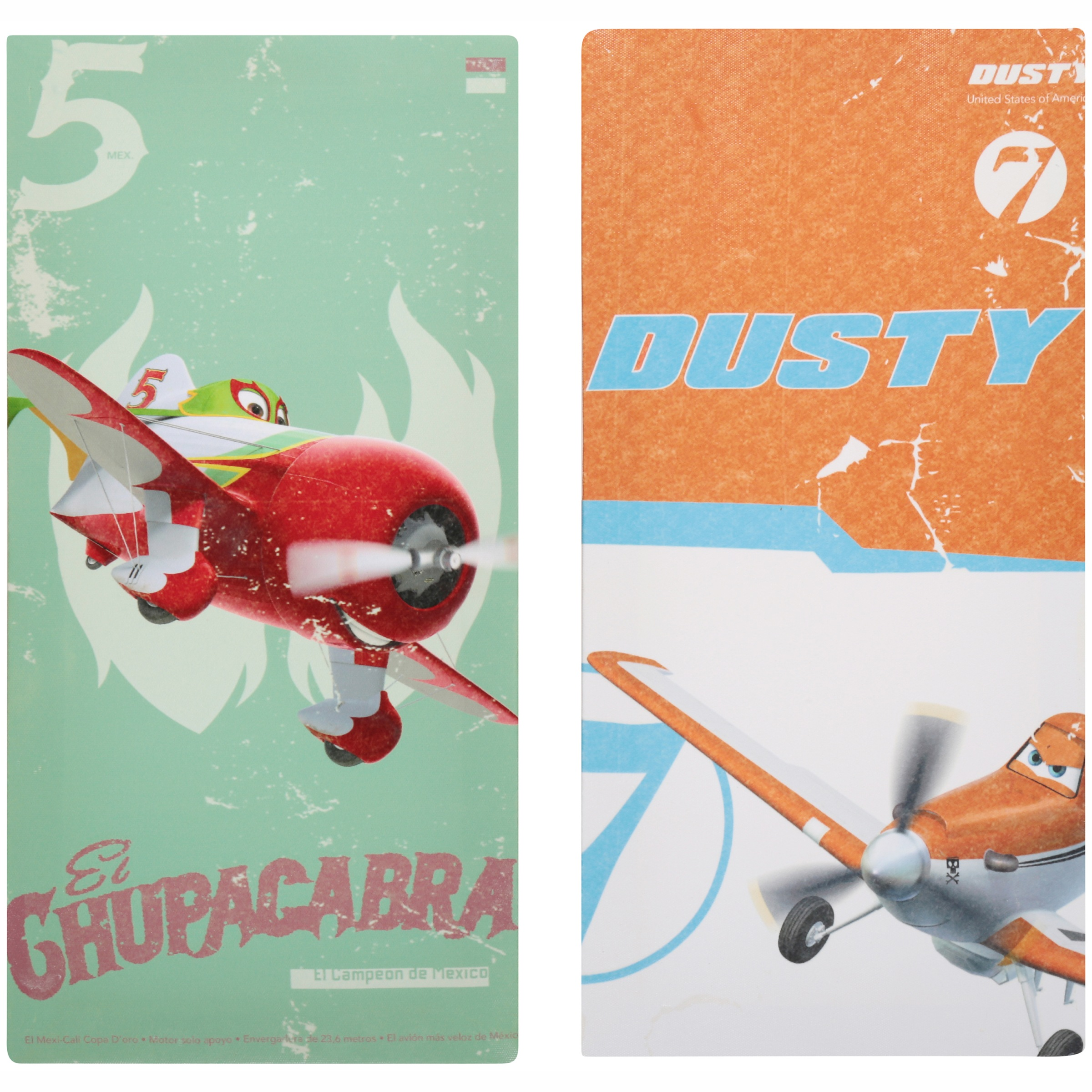 Disney Planes Canvas Wall Art 2 ct Pack