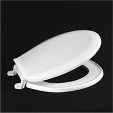 Centoco 1200-416 Buscuit Economy Plastic Toilet Seat
