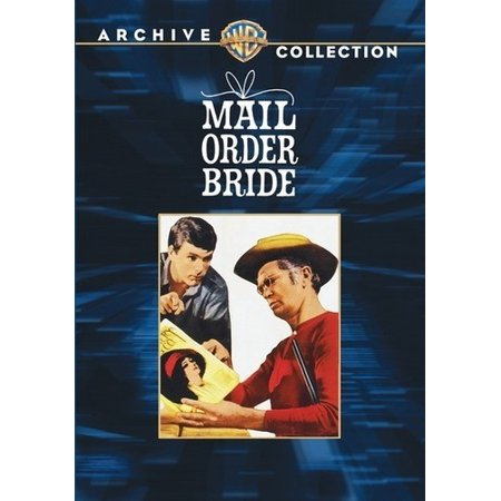 Mail Order Bride (DVD) (Mail Order Comedy Halloween)
