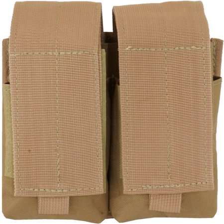 Every Day Carry Tactical MOLLE Webbing 5.56 Dual Rifle Magazine Pouch