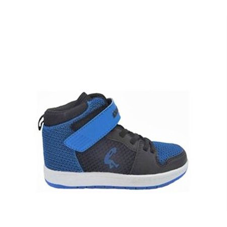 Shaq Boys' Knit High-top Athletic Sneaker (High Top Converse For Boys)