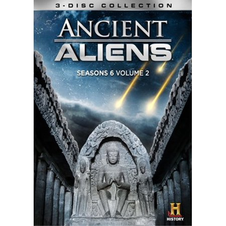 Ancient Aliens: Season 6, Volume 2 (DVD)