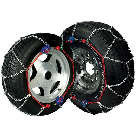 Peerless Chain AutoTrac Passenger Tire Chains, #0155010