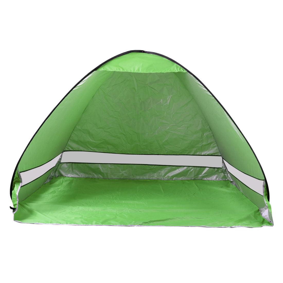 Pop Up Camping Automatic Tent Folding Sun Shelter Anti Uv