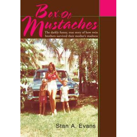 Box of Mustaches - eBook (Buy A Mustache)