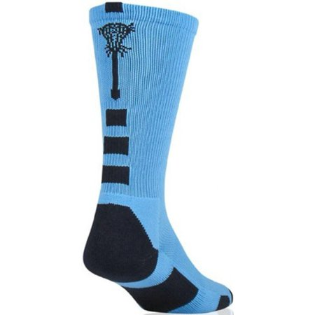 Twin City Adult Unisex Midline Lacrosse Team Crew Socks