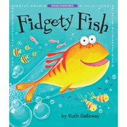 Fidgety Fish - eBook