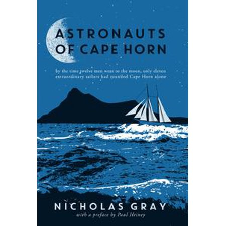 Astronauts of Cape Horn - eBook