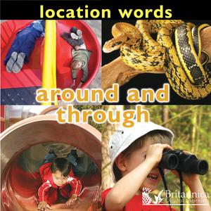 Location Words: Around and Through - eBook