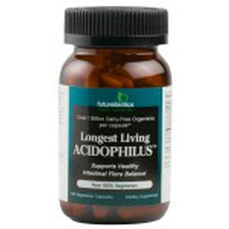 - Longest Living Acidophilus Futurebiotics 100 Caps