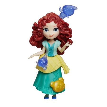 Disney Princesses Dpr Small Doll Merida (Merida Hair)