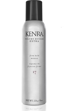 Kenra Volume Mousse Extra, Firm Hold 8 oz