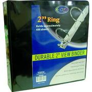 DDI 1288327 Binder - 2 inch - 3 Rings - Assorted Vinyl Case Of 12