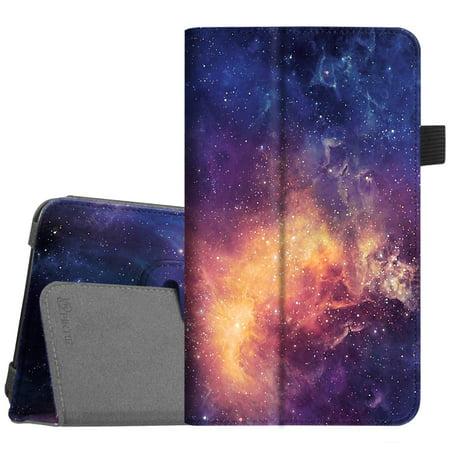 Samsung Galaxy Tab A 7.0 Case - Fintie Premium Vegan Leather Slim Fit Folio Cover for Galaxy Tab A 7 Tablet, Galaxy