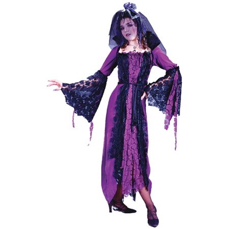 dracula bride adult halloween costume one size - Halloween Dracula Costumes