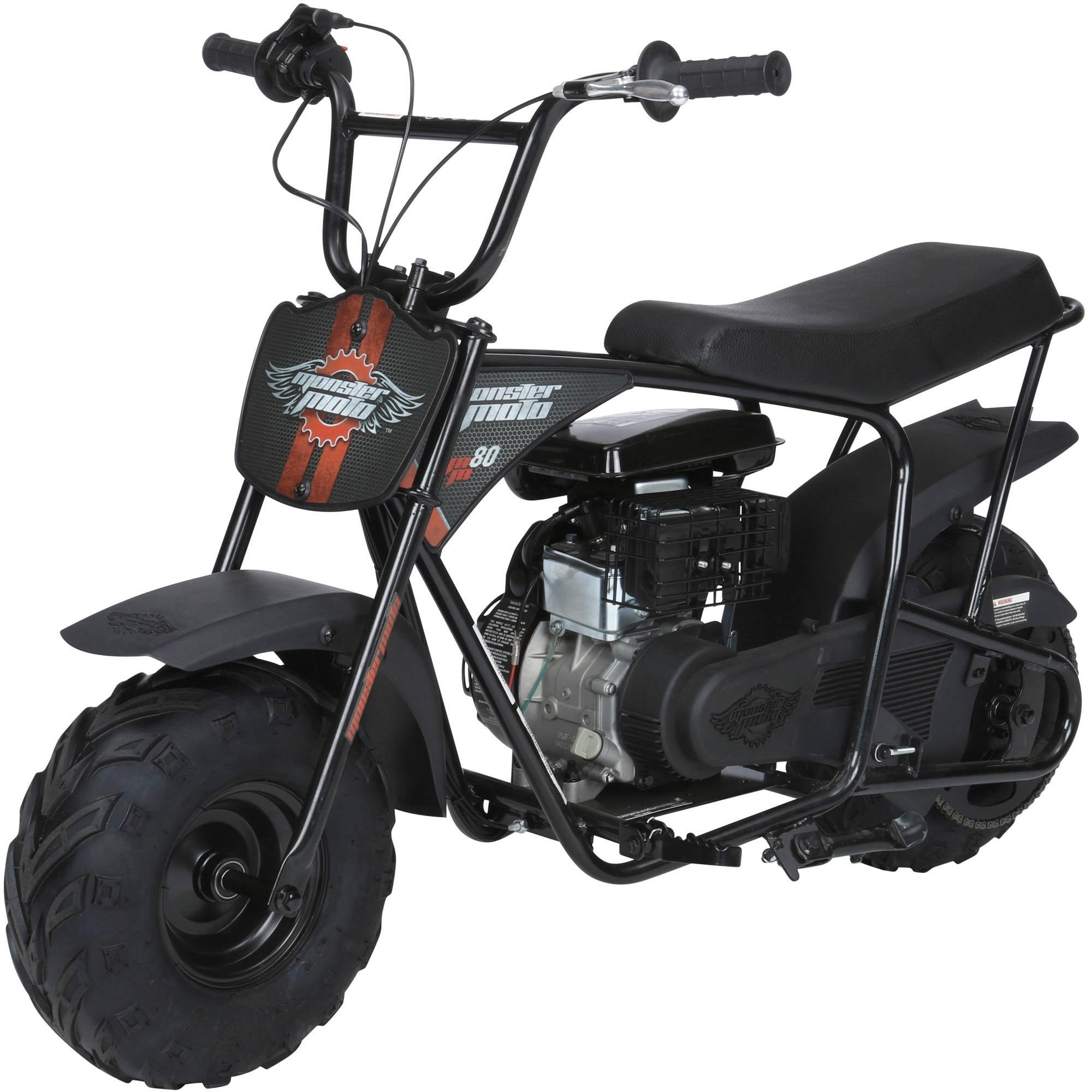Monster Moto Classic Mini Bike Walmart Com