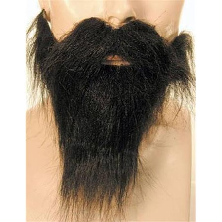 Beard Mustache Set Wig, White - Buy A Mustache
