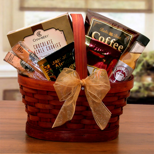 Gift Basket 80213M Mini Coffee Break Gift Basket