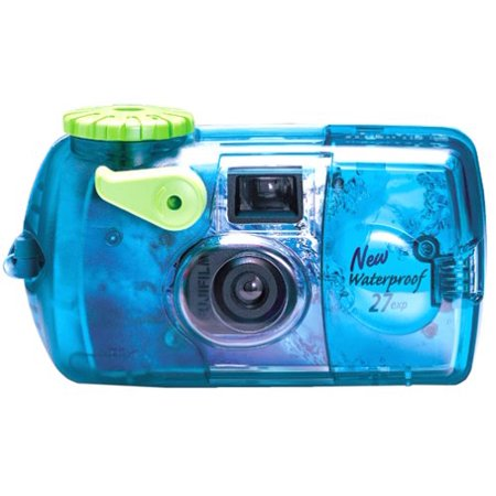 Fujifilm Quicksnap-water One Time Use Underwater 35mm Camera (fuji Quicksnapwater)