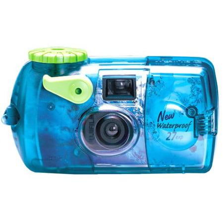 Fujifilm Quicksnap-water One Time Use Underwater 35mm Camera (fuji Quicksnapwater)