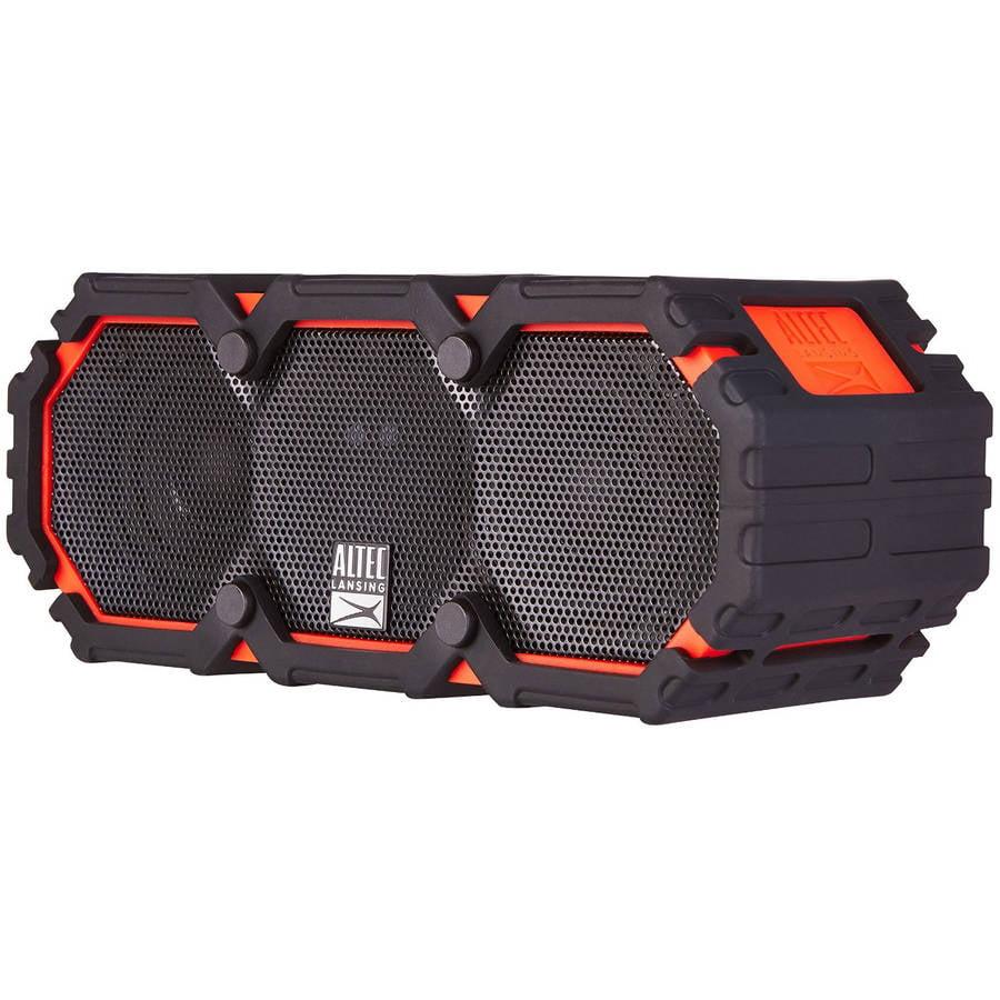 Altec Lansing iMW577 Lifejacket 2 Bluetooth Speaker, Red