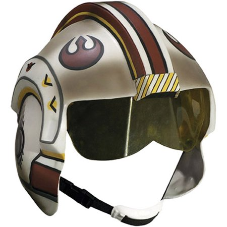 Star Wars Adult Dlx X-Wing Fighter Helmet Halloween Costume - World War 1 German Helmet