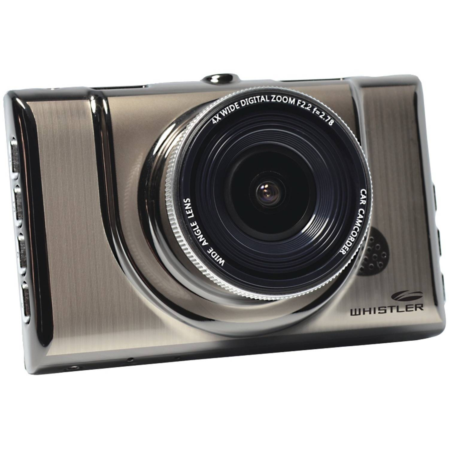 """Whistler D16vr D16vr 1080p 720p Hd Automotive Dvr With 3"""" Screen by Whistler"""