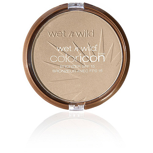 Wet n Wild Color Icon SPF 15 Bronzer, Reserve Your Cabana