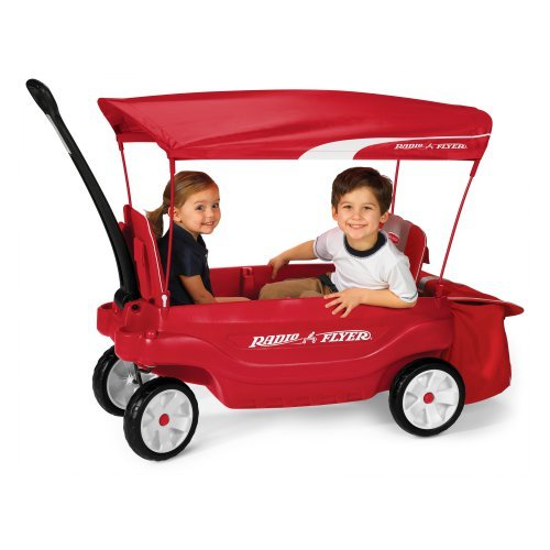 Radio Flyer Ultimate Comfort Kids Wagon