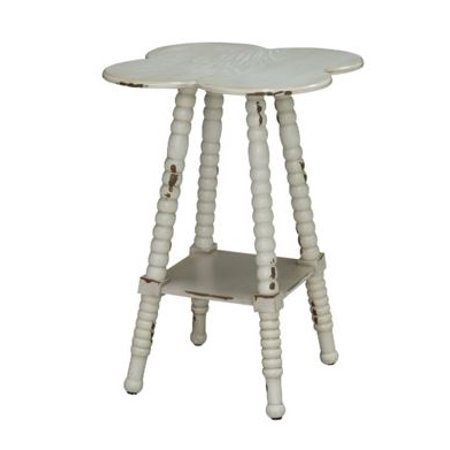 Shaped Accent - Clover Shaped Accent Table