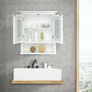 Elegant Home Fashions Bathroom Wall Cabinet