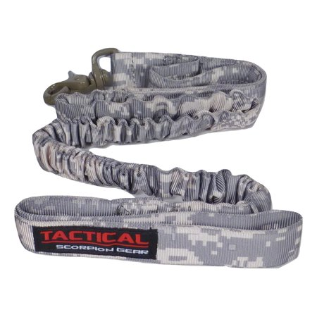 Tactical Scorpion Gear Dog Leash Lead Canine K9 Military Training Vest Harness