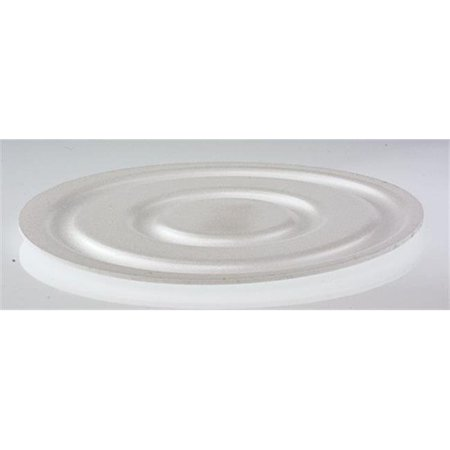Pactiv 60825000 CPC 8.25 in. White Foam Cake Circle - Case of 500 White Foam Cake Circle