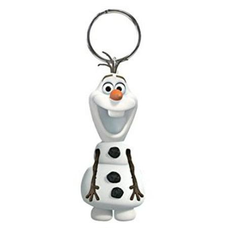 Pvc Key Ring - Disney's PVC Figural Key Ring: Olaf