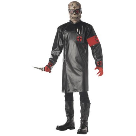 Brom Dr Illheart Costume Adult - Dr Jekyll Costume