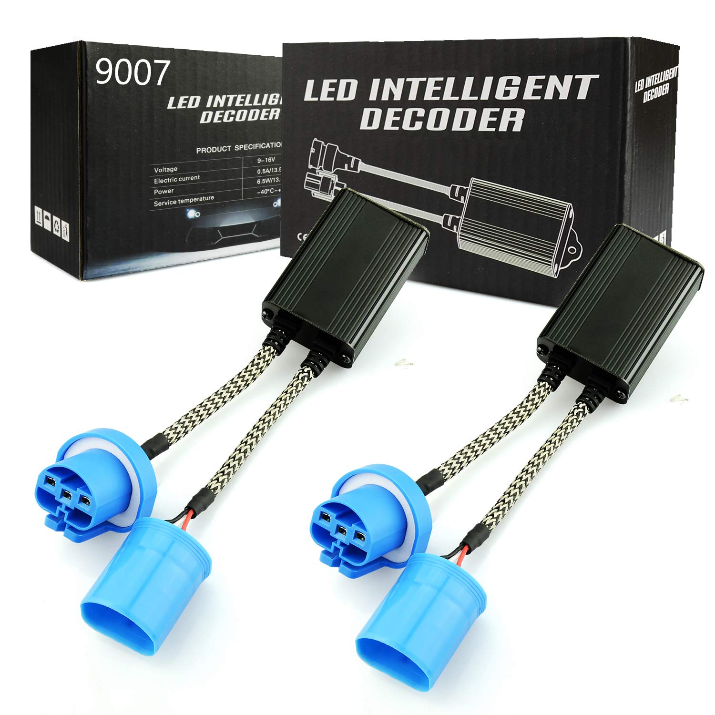 JDM ASTAR 9007 LED Plug-N-Play Error Free Anti Flickering Decoder