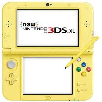 new 3ds xl pikachu edition firmware