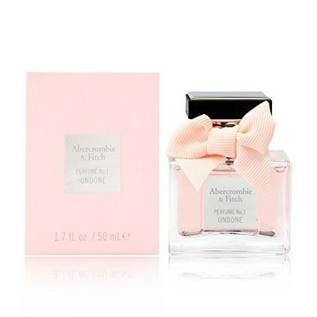 Abercrombie & Fitch Perfume No.1 Undone for Women 1.7 oz Eau de Parfum Spray ()